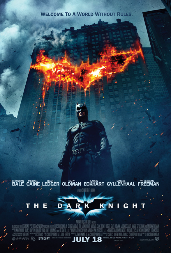 New 'The Dark Knight' Poster